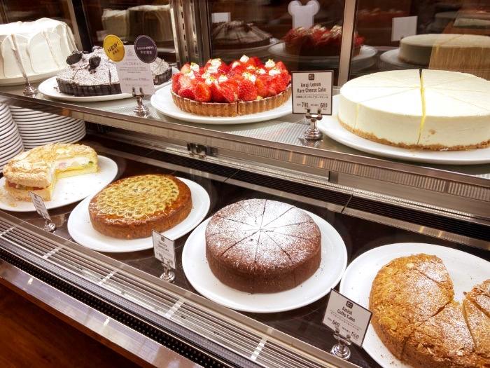 マザームーンカフェ ケーキ
