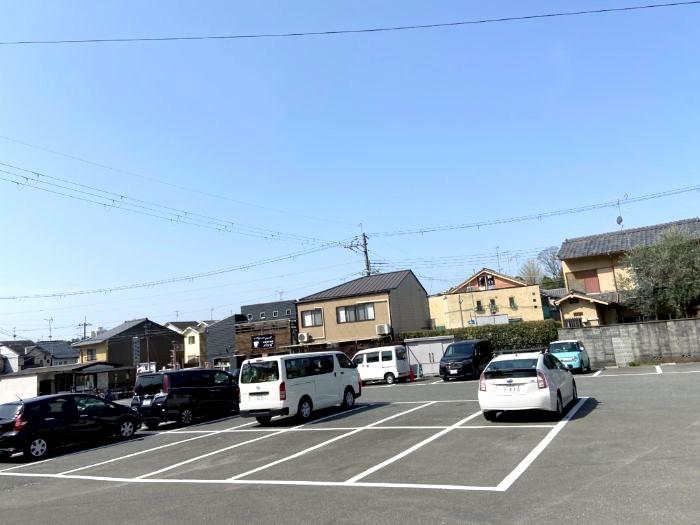 京都市銀閣寺観光駐車場