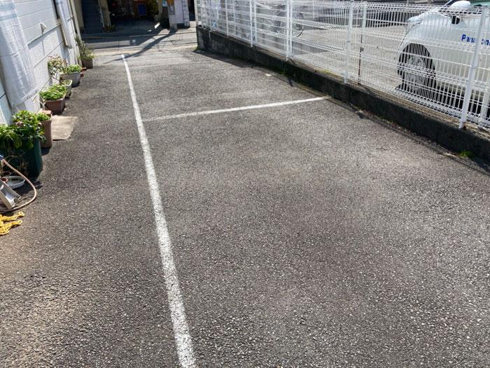 ブーシェリーやち 駐車場